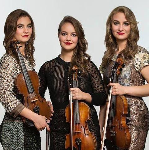 the quebe sisters at rappahannock concert association