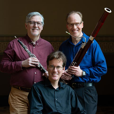 the tidewater trio at rappahannock concert association